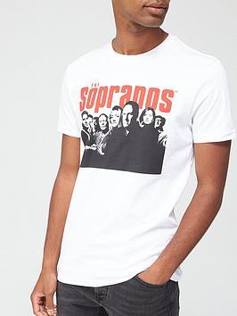 sopranos-printed-t-shirt-white