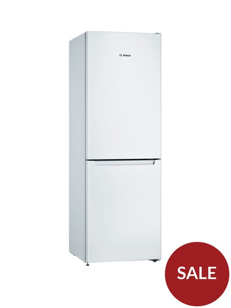 bosch-kgn33nweag-60cm-width-no-frost-fridge-freezer-white