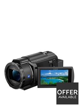 sony-fdr-ax43nbspultra-hd-4k-compact-camcorder-5-axis-balanced-optical-steadyshottrade-20x-optical-zoom-flip-screen