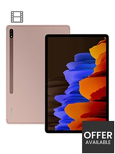 samsung-galaxy-tab-s7-plus-wifi-128gb-124-inch-tabletnbsp--bronze