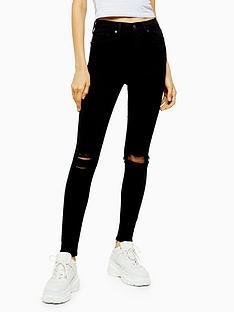 topshop-arz-jamie-jeans-black