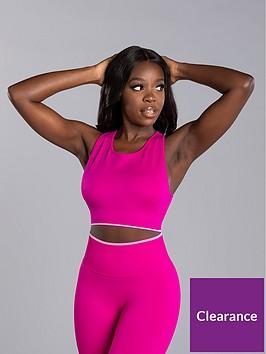 boux-avenue-jacquard-racer-back-crop-top-pink