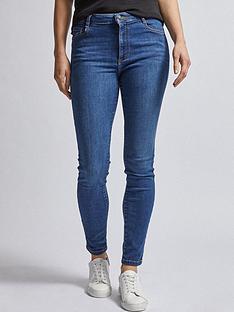 dorothy-perkins-long-lengthnbspauthentic-alex-skinny-jeans--nbspindigonbsp