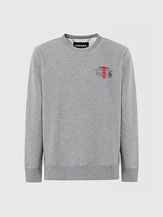 diesel-crewneck-lounge-top