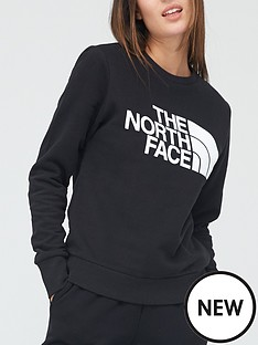 the-north-face-standard-crew-neck-top-black
