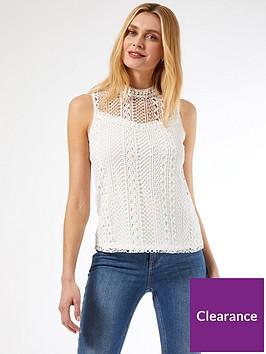 dorothy-perkins-sleeveless-lace-top--nbspwhite