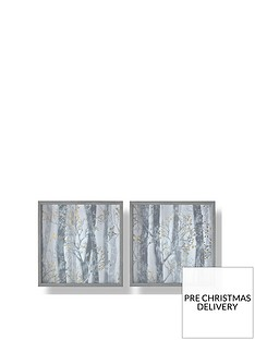 graham-brown-set-of-2-whimsical-woods-framed-print-with-metallic
