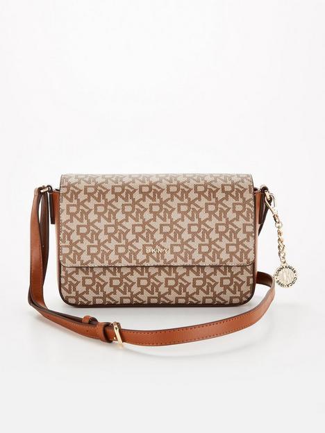 dkny-bryant-coated-logo-medium-flap-cross-body-bag-chino