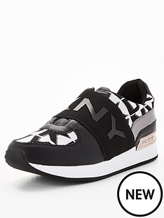 dkny-marli-logo-slip-on-trainers-whiteblack