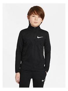nike-boysnbspsport-poly-top-blackwhite