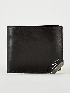 ted-baker-korningnbspleather-billfold-wallet-black