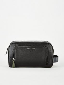 ted-baker-clings-leather-zip-wash-bag-blacknbsp