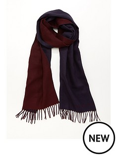 ted-baker-luncha-reversible-scarf-navyred