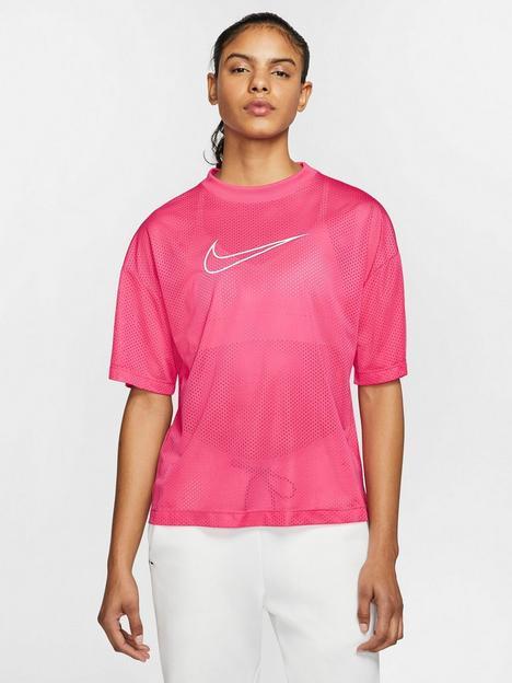 nike-nswnbspmesh-t-shirt-coralnbsp