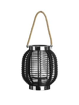 premier-housewares-black-altar-lantern