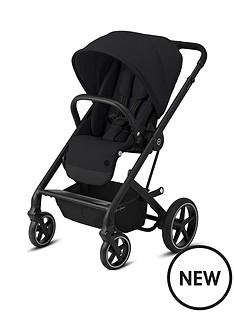 cybex-balios-s-lux-black-frame-versionnbspluxury-size-pushchair