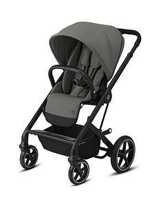 cybex-balios-s-lux-black-frame-version-luxury-size-pushchair-soho-grey