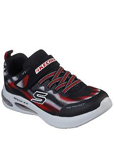 skechers-boys-skech-air-dual-strap-trainer-black