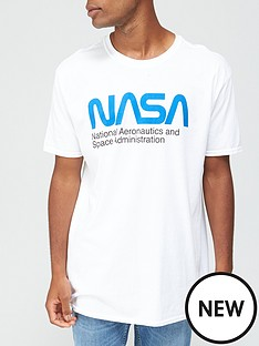 nasa-t-shirt-white