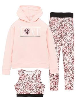 v-by-very-girls-animal-3-piece-active-set-pink