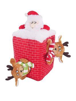 rosewood-peek-a-boo-santa
