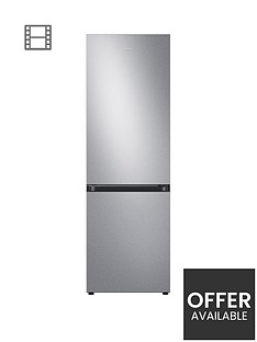 samsung-rb34t602esaeu-frost-free-fridge-freezer-a-with-spacemaxtrade-and-all-around-cooling-silver