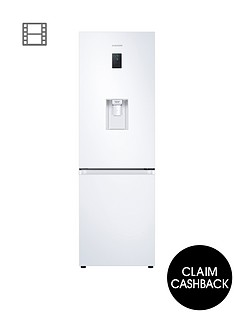 samsung-rb34t652dwweu-frost-free-fridge-freezer-a-with-spacemaxtrade-and-non-plumbed-water-dispenser-white