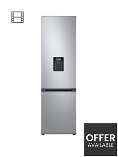 samsung-rb38t633esa-frost-free-fridge-freezernbspwith-optimal-fresh-amp-non-plumbed-water-dispenser--nbspsilver