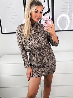 ax-paris-printed-shirt-dress-multi