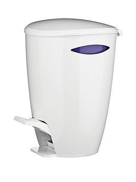 premier-housewares-5ltr-pedal-bathroom-bin