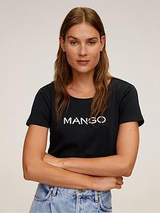 mango-logo-basic-tee