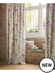 voyage-country-hedgerow-lotus-pleated-curtains