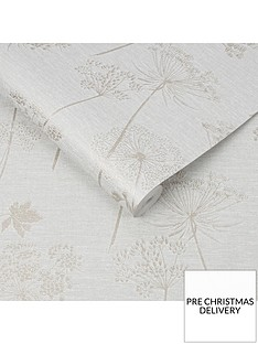 superfresco-easy-wild-flower-grey-wallpaper