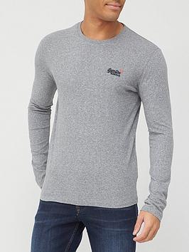 superdry-orange-label-embroidered-long-sleeve-top--grey-marl