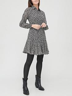 v-by-very-valuenbspgeorgette-shirt-dress-animal