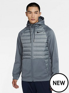 nike-training-therma-full-zip-winterized-hoodie-grey