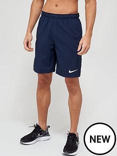 nike-training-flex-woven-30-shorts-navy