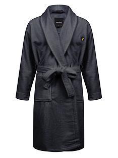 lyle-scott-robe-grey