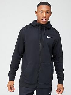 nike-training-dry-full-zip-hoodie-black
