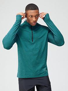 nike-run-division-element-12-zip-top-green