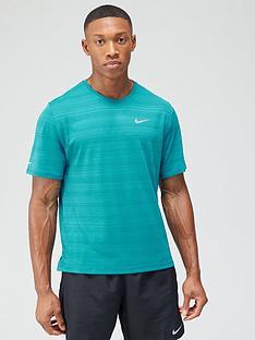 nike-running-milernbspt-shirt-blue