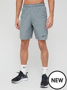 nike-training-flex-woven-30-shorts-grey