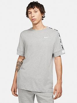 nike-repeat-t-shirt-dark-grey