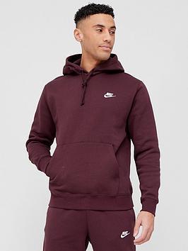nike-club-overhead-hoodie-burgundy