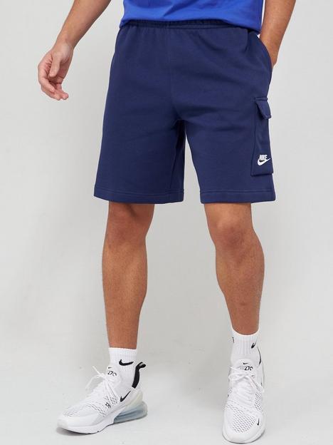 nike-club-cargo-shorts-navy