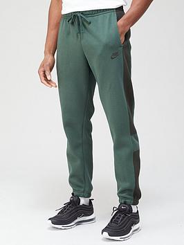 nike-colorblock-joggers-green