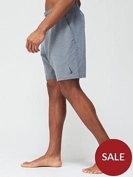 nike-training-yoga-hyperdry-shorts-grey