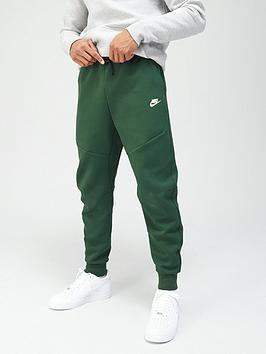 nike-tech-fleece-pants-green