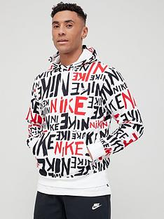 nike-club-all-over-print-graphic-hoodie-red