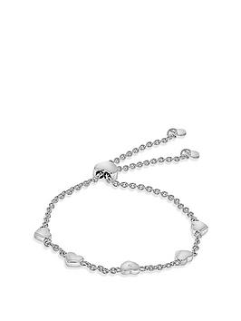 the-love-silver-collection-sterling-silver-rhodium-plated-diamond-set-heart-adjustable-slider-bracelet